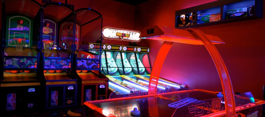 Blast Arcade Things to do in Destin